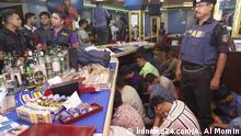 Bangladesch Aktion gegen illegale Casinos in Dhaka