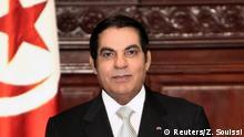 Tunesien Ex-Präsident Zine El Abidine Ben Ali gestorben