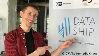 Belgrad Kickoffmeeting des Dataship – The Data Journalism Fellowship | Roman Sverdan