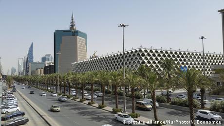 Saudi-Arabien Riad (picture-alliance/NurPhoto/N. Economou)