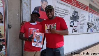 Mosambik Helio David