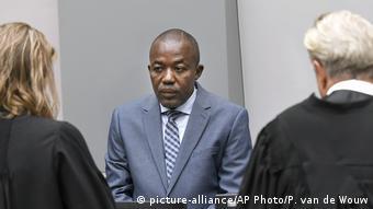 Den Haag Internationaler Strafgerichtshof Anklage Alfred Yekatom Zentralafrikanische Republik