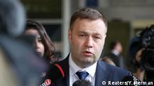 Brüssel Gasgespräche zwischen Russland und Ukraine Oleksiy Orzhel