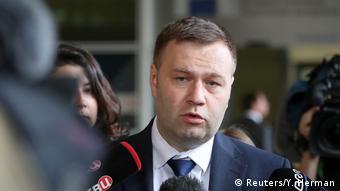Міністр енергетики України Олексій Оржель