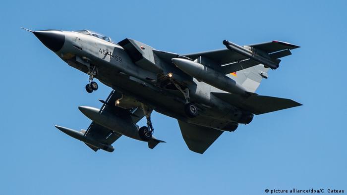 Samolot wielozadaniowy typu Tornado