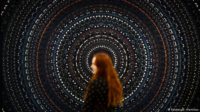 BdTD | Ausstellung Mandalas in London (Reuters/D. Martinez)