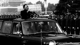 China Deng Xiaoping Parade 1984 (picture-alliance/dpa/Maxppp)