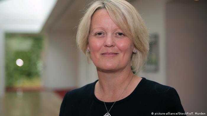 Alison Rose, nueva directora del RBS.