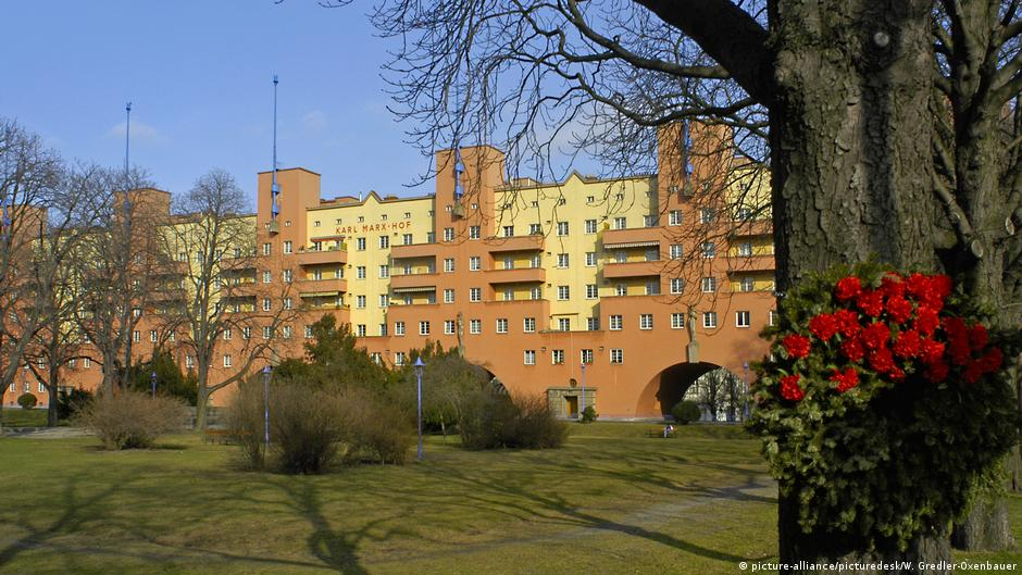 Wiens sozialer Wohnungsbau
