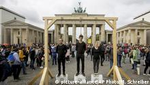 Deutschland FFF Protestag in Berlin (picture-alliance/AP Photo/M. Schreiber)