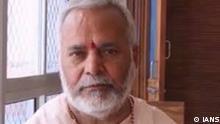 Indien Shahjahanpur | Swami Chinmayanand Parteiführer BJP