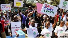 Kenia| Klimastreik | Global Strike 4 Climate | Nairobi