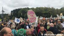 Berlin Klimaproteste Fridays for Future