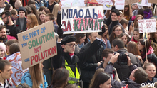 Ukraine Kiew Klimaproteste Fridays for Future