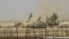 Iran Trockenheit
