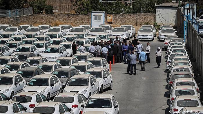 Iran Autoindustrie (Tasnim/H. Malekpour)