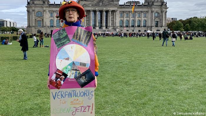 Berlin Klimaproteste Fridays for Future
