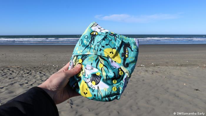 Christchurch Neuseeland Mikroplastik aus Wäscherei