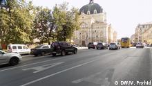 Die Straßen von Lviv in der Ukraine. Foto: Viktoria Pryhid / DW am 20.9.2019