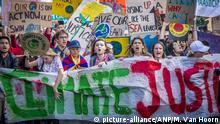 Klimastreik in Maastricht