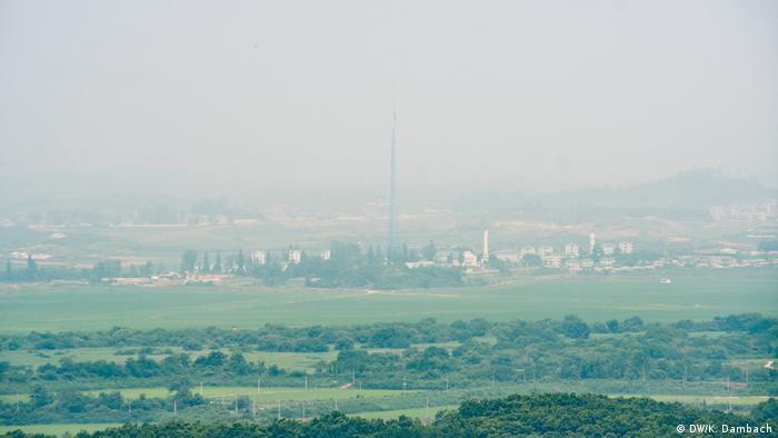 Korea′s DMZ — where frontier meets funpark | DW Travel | DW
