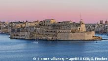 Malta Fort St Angelo (picture-alliance/imageBROKER/G. Fischer)