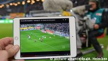 Deutschland Symbolbild Bundesliga Streaming