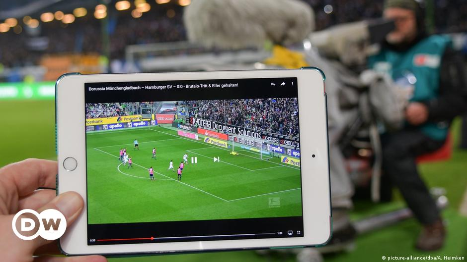 Amazon And Dazn Secure Uefa Tv Rights But Is It Cheaper To Just Go To The Game Sports German Football And Major International Sports News Dw 13 12 2019