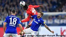 Deutschland Bundesliga FC Schalke 04 - FSV Mainz 04