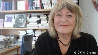 Deutschland Alice Schwarzer (DW/M. Dronne)
