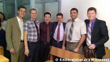 Russland Zeugen Jehovas in Saratov verurteilt