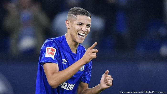 Fußball Bundesliga Amine Harit