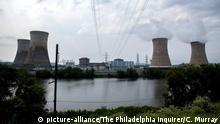 USA Three Mile Island Atomkraftwerk