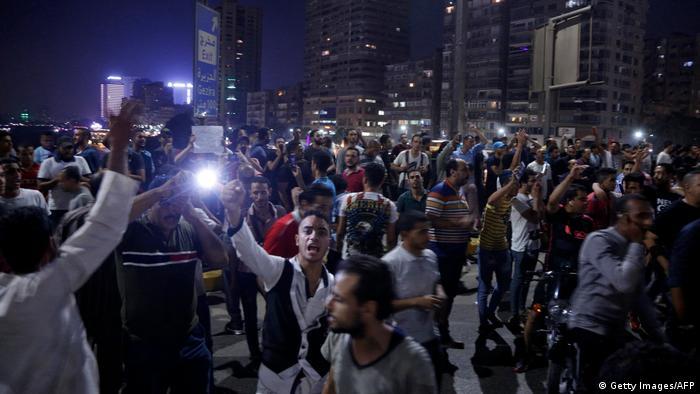 Ägypten Kairo | Anti-Regierungsproteste