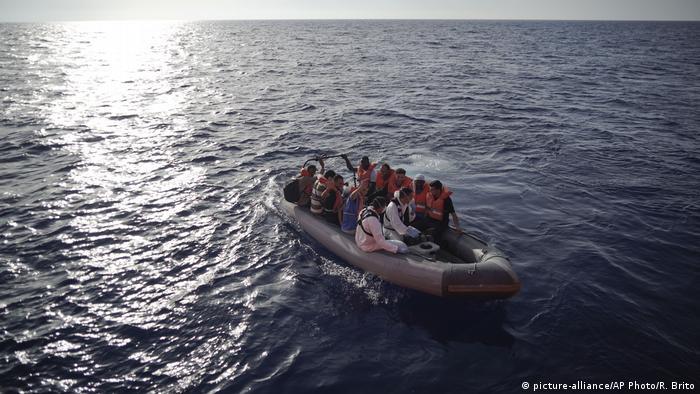 Malta Rettungsschiff Armee | Flüchtlinge