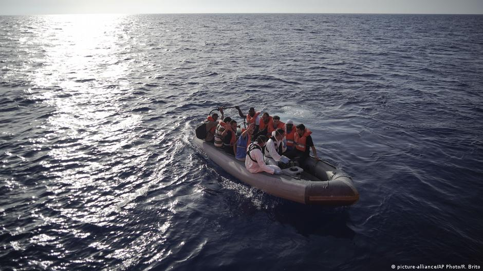 <b>Italy to take in migrants from Ocean Viking rescue ship </b>
