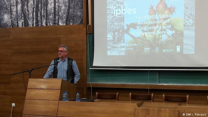 Jozef Setele - cilj je bolja politika uz pomoć nauke