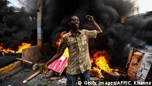 Haiti Port-au-Prince | Anti-Regierungsproteste & Ausschreitungen