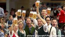München Oktoberfest 2019 O´zapft is