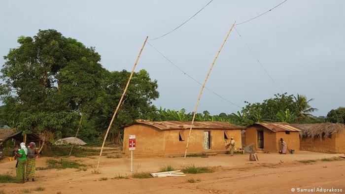 Samuel Adiprakoso und MicroEnergy International erzeugen Strom für abgelegene Gebiete (Samuel Adiprakoso)