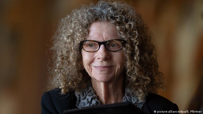 Deutschland Goslar   Verleihung Kaiserring 2019   Barbara Kruger, US-Künstlerin