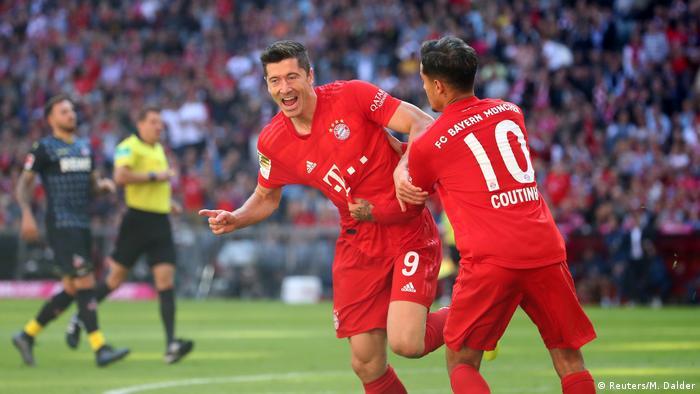 Bundesliga Bulletin Bayern Munich Bromance Blossoms As