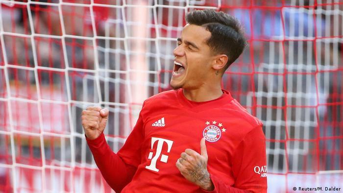 Coutinho has enjoyed a strong start at Bayern
