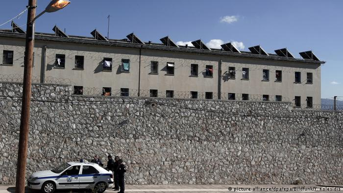 Griechenland | Gefängnis Korydallos nahe Athen