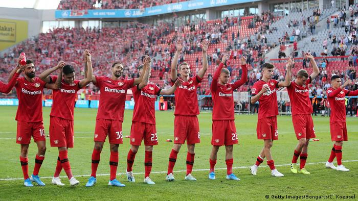 Fußball: Bundesliga | Bayer Leverkusen - 1. FC Union (Getty Images/Bongarts/C. Koepsel)