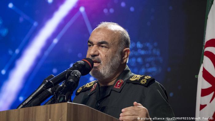 Iran's Revolutionary Guard ready for 'any scenario' as tensions escalate