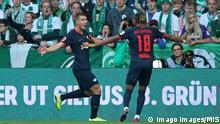 Fußball: Bundesliga   Werder Bremen vs RB Leipzig   0:1