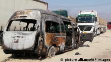 Irak | Bus-Explosion | Anschlag