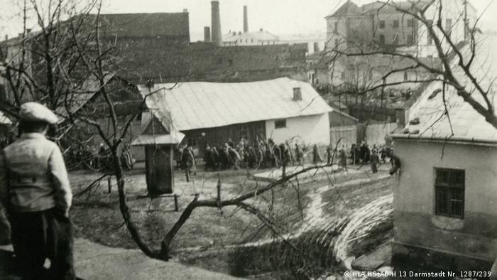 Deportacja Żydów w Kołomyi: Poniedziałek Wielkanocny 6 kwietnia 1942