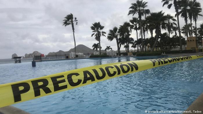 Hurrikan Lorena - Mexiko
